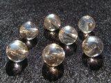 シャンパンオーロラクリスタル(水晶)  10mm ラウンドビーズ アウトレット